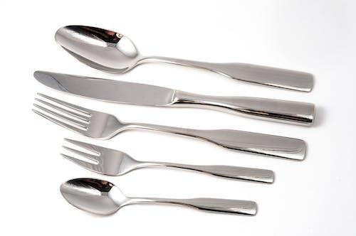 Imagine de stoc gratuită din argintărie, bifurcație, furculiță, intersecție