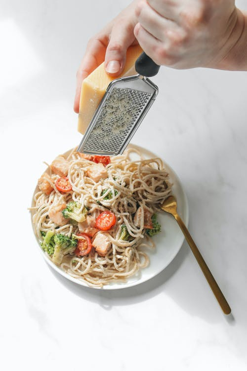Immagine gratuita di carbonara, cibo, formaggio