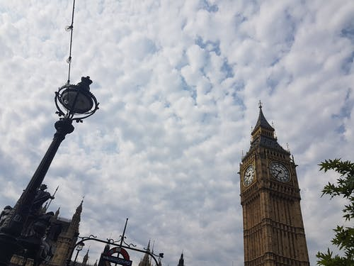 Foto d'estoc gratuïta de Big Ben