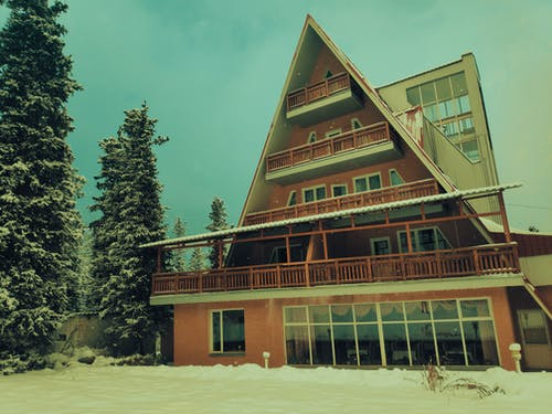 Imagine de stoc gratuită din bishkek, clădire, colibă pe plajă, exterior de clădire