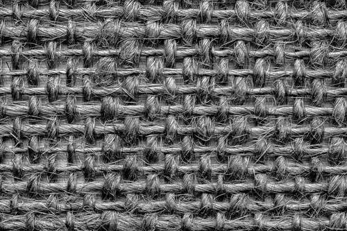 Pattern of ornamental threads texture