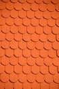 pattern, roof, orange