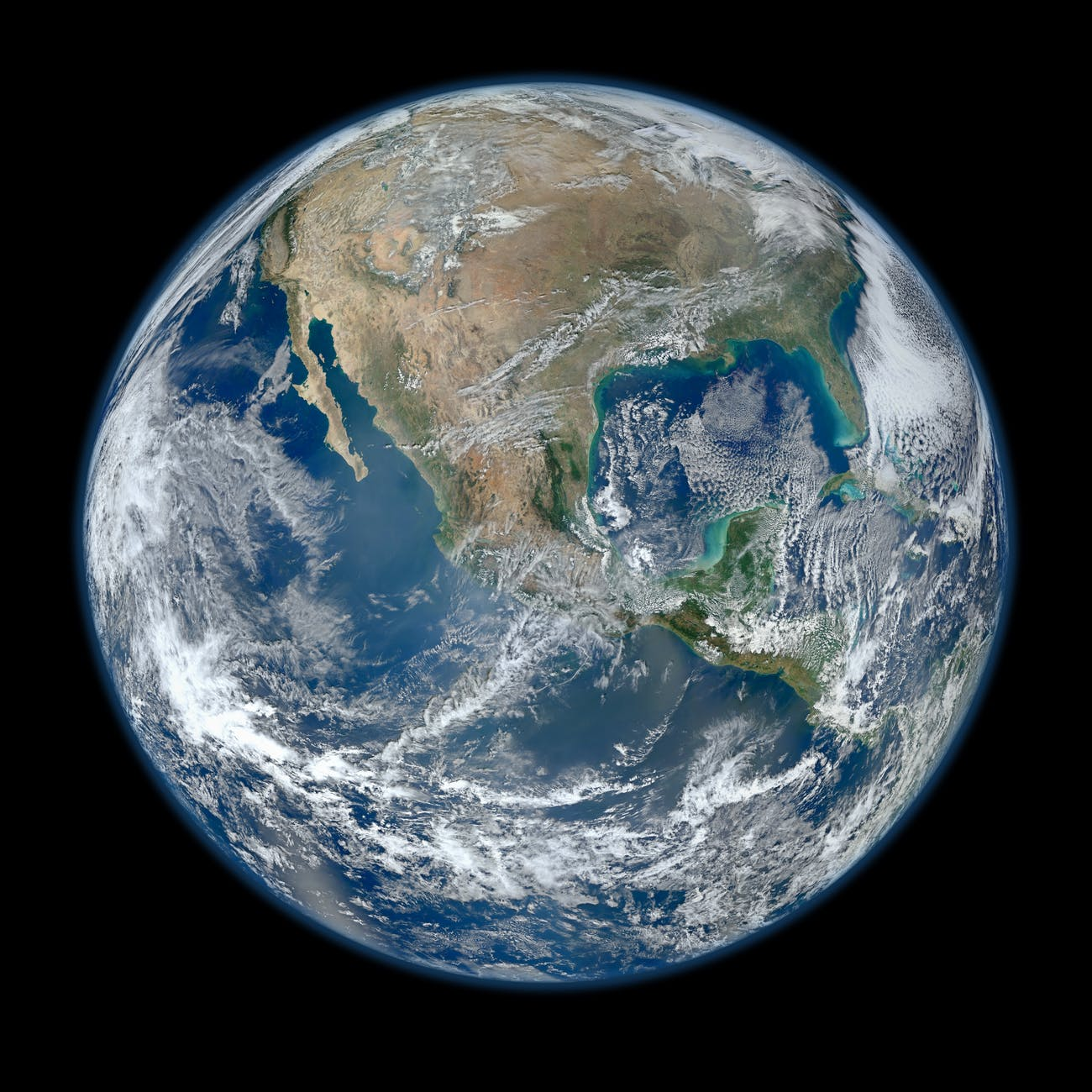 The Earth weighs around 6,588,000,000,000,000,000,000,000 tons!