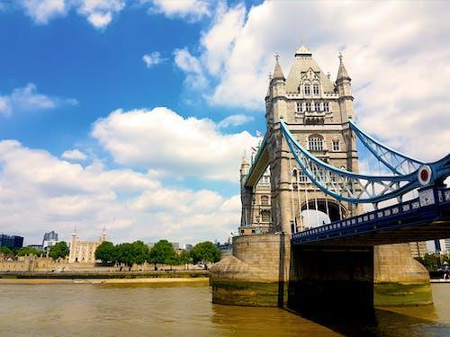 Foto d'estoc gratuïta de pont, Tower Bridge