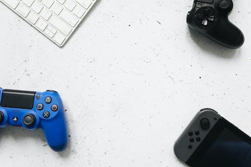Δωρεάν στοκ φωτογραφιών με joystick, nintendo, άθλημα