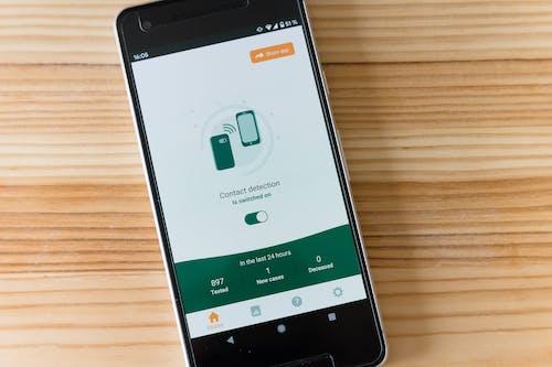Imagine de stoc gratuită din afaceri, Android, aparat, aplicație