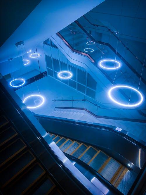 Ảnh lưu trữ miễn phí về ánh sáng, bậc thang, cầu thang