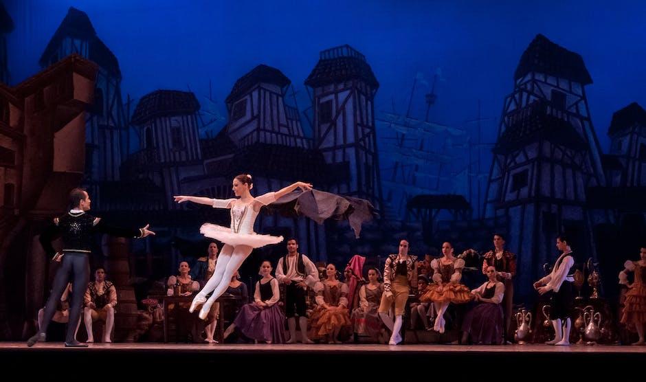 actors, artists, ballet