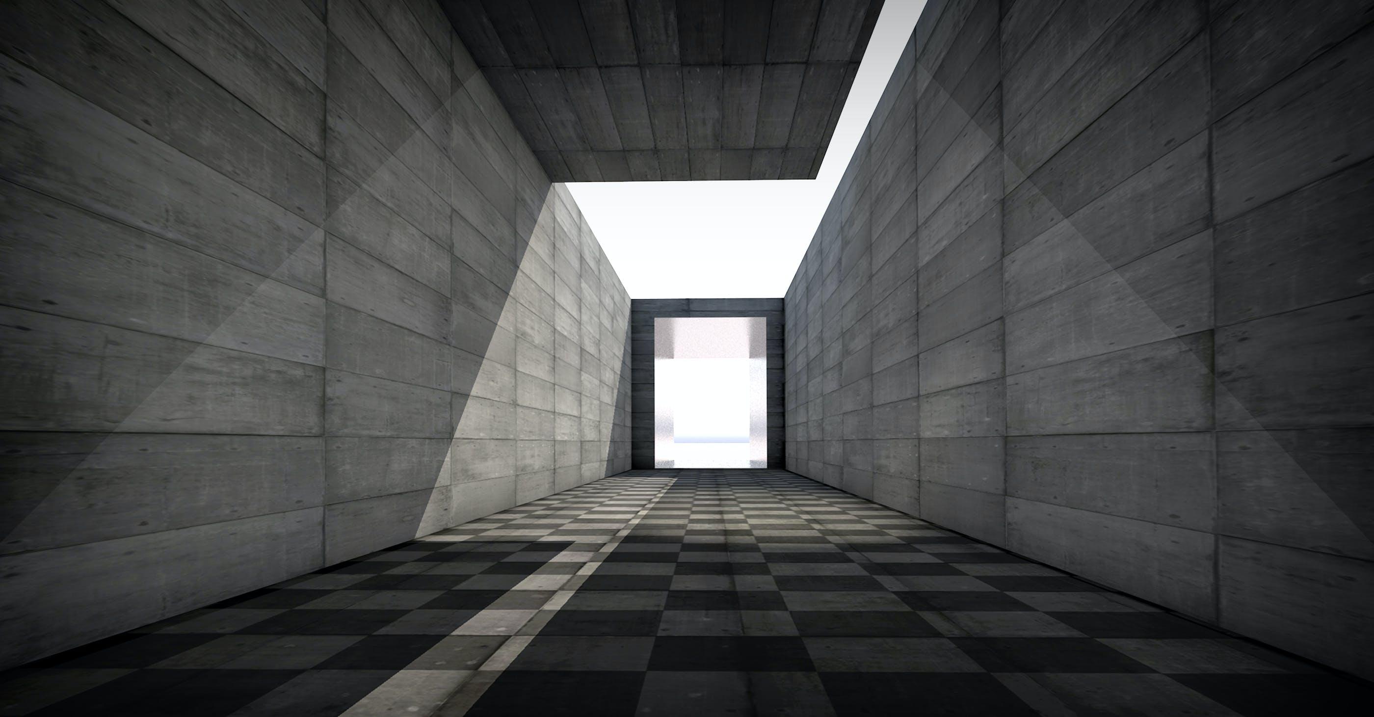 Gratis lagerfoto af schacht, tunnel