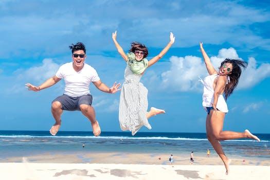Foto de archivo libre de mar, cielo, moda, playa