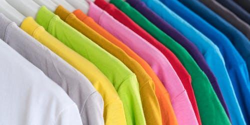 Základová fotografie zdarma na téma ateliér, barevný, bavlna, butik