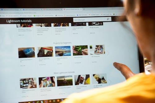 Ilmainen kuvapankkikuva tunnisteilla henkilö, ihminen, internet, koulutus