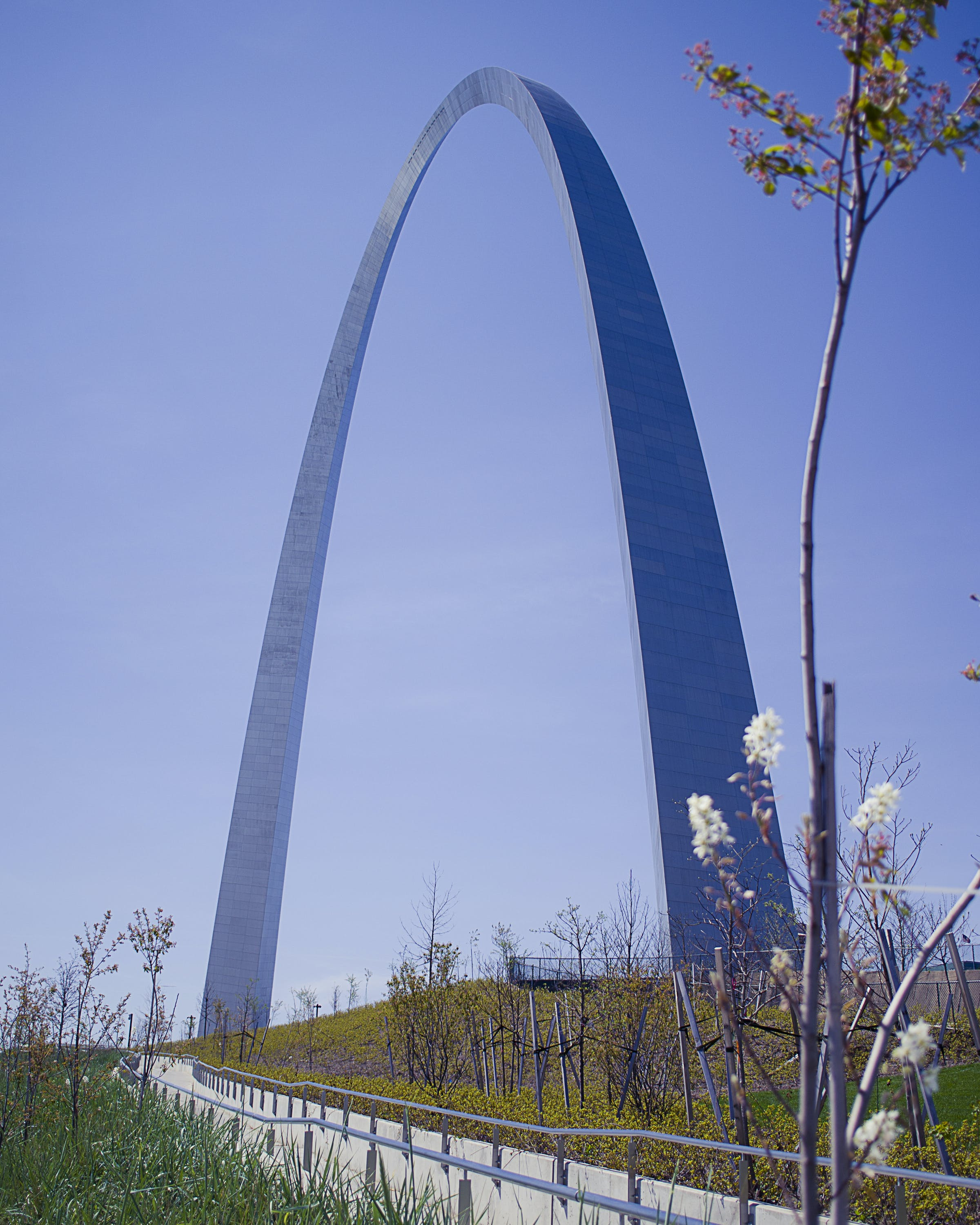Free stock photo of arch, architecture, Gateway Arch, gateway to the west