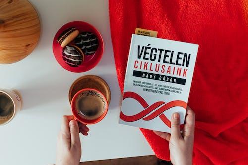 Free stock photo of book, café, calm, chill