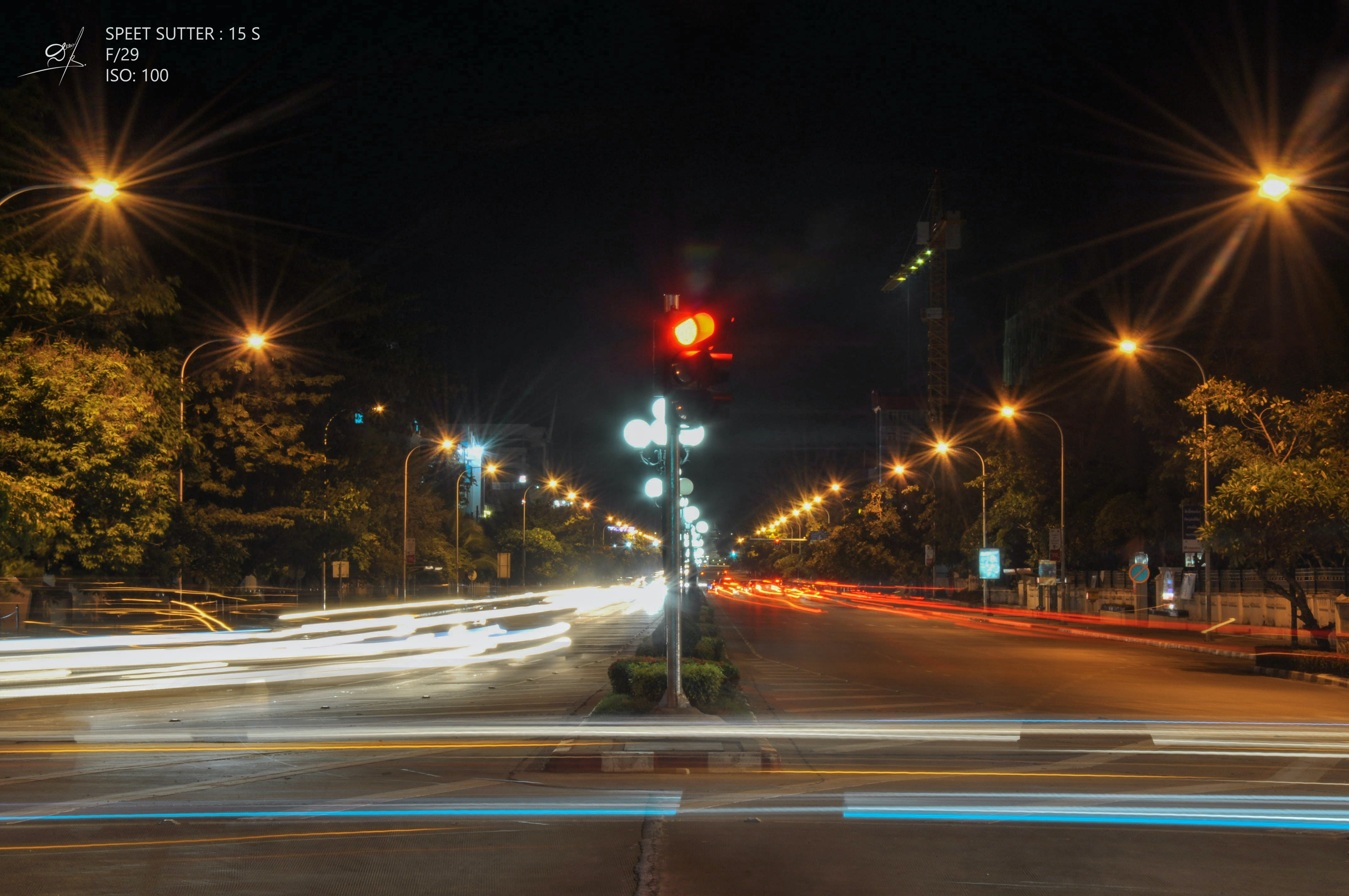 Free stock photo of laos, lighting, vientiane