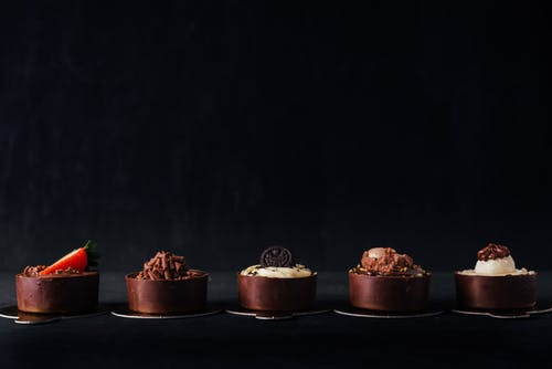 Photo Of Various Of Chocolate Desserts