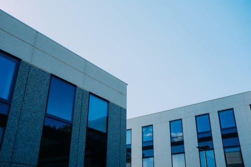 Kostenloses Stock Foto zu architektur, büro, business, draußen