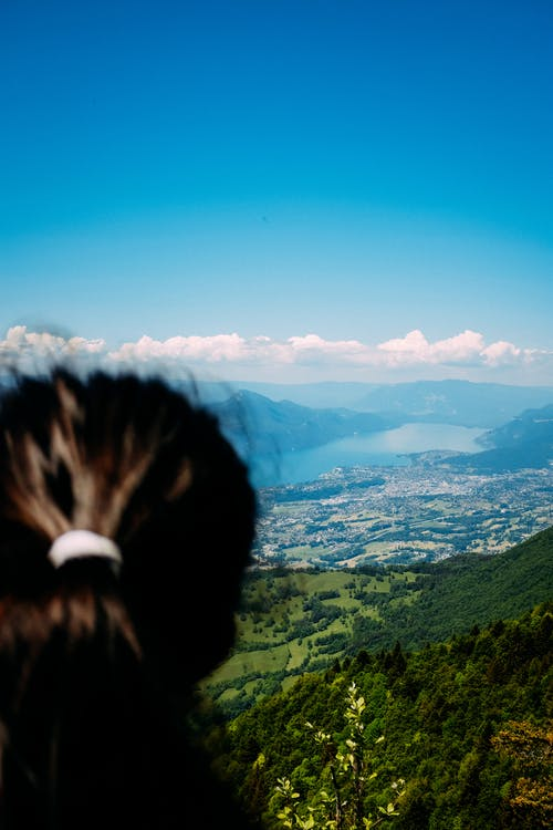 Δωρεάν στοκ φωτογραφιών με αυγή, βουνό, γρασίδι, δύση του ηλίου
