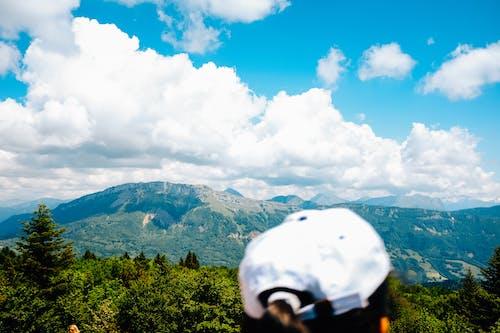 Δωρεάν στοκ φωτογραφιών με άθλημα, βουνό, εξερεύνηση, ήλιος