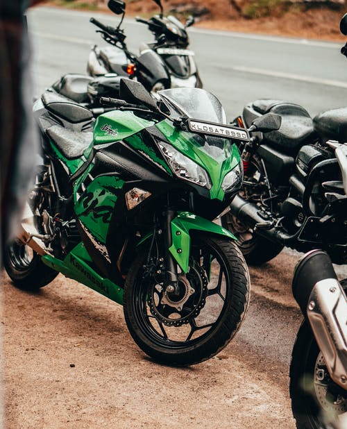 Free stock photo of kawasaki