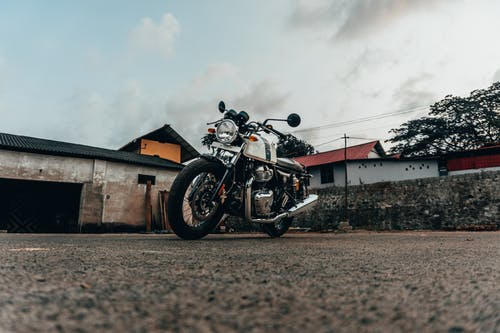 Free stock photo of royal enfield