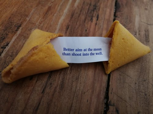 Free stock photo of chinese food, cookie, good luck