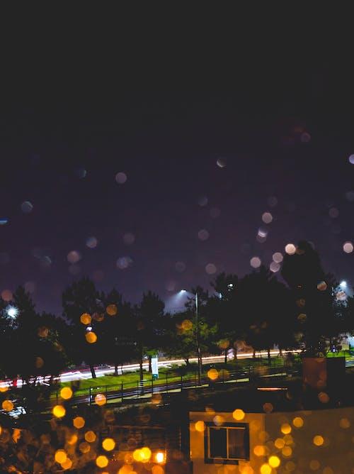 城市, 城市的燈光, 城市藝術, 晚上的城市 的 免費圖庫相片
