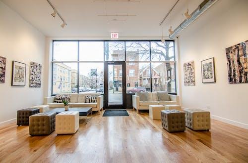 交易大廳, 內部, 公寓, 創意工作區 的 免費圖庫相片