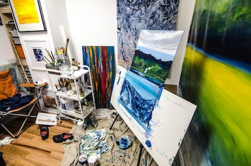 內部, 創意工作區, 創意辦公室, 創造力 的 免費圖庫相片