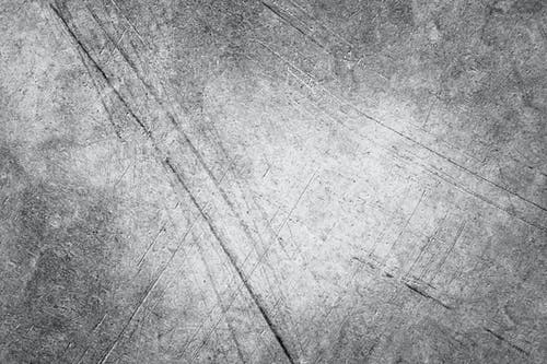 Abstract background of grunge metal wall with cracks