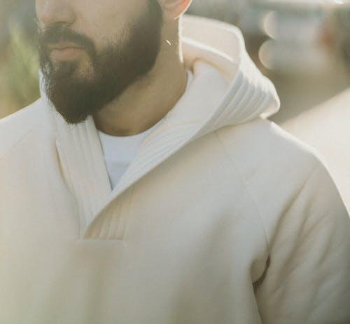 Бесплатное стоковое фото с Анонимный, Борода, Бородатый, дневной свет