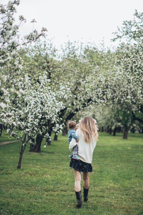 คลังภาพถ่ายฟรี ของ การอยู่ร่วมกัน, การเดิน, การเลี้ยงบุตร