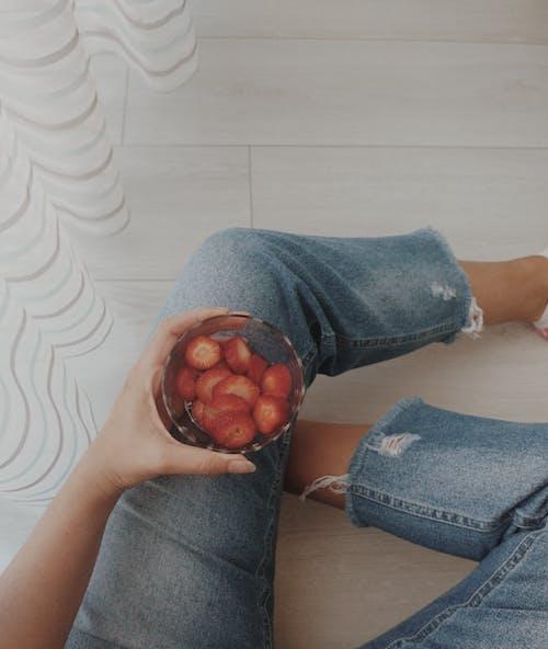 Ingyenes stockfotó eper, itthon, otthon témában