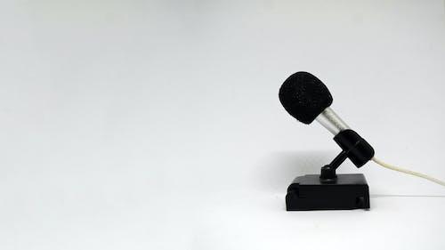Immagine gratuita di mic, microfono, musica, registrazione