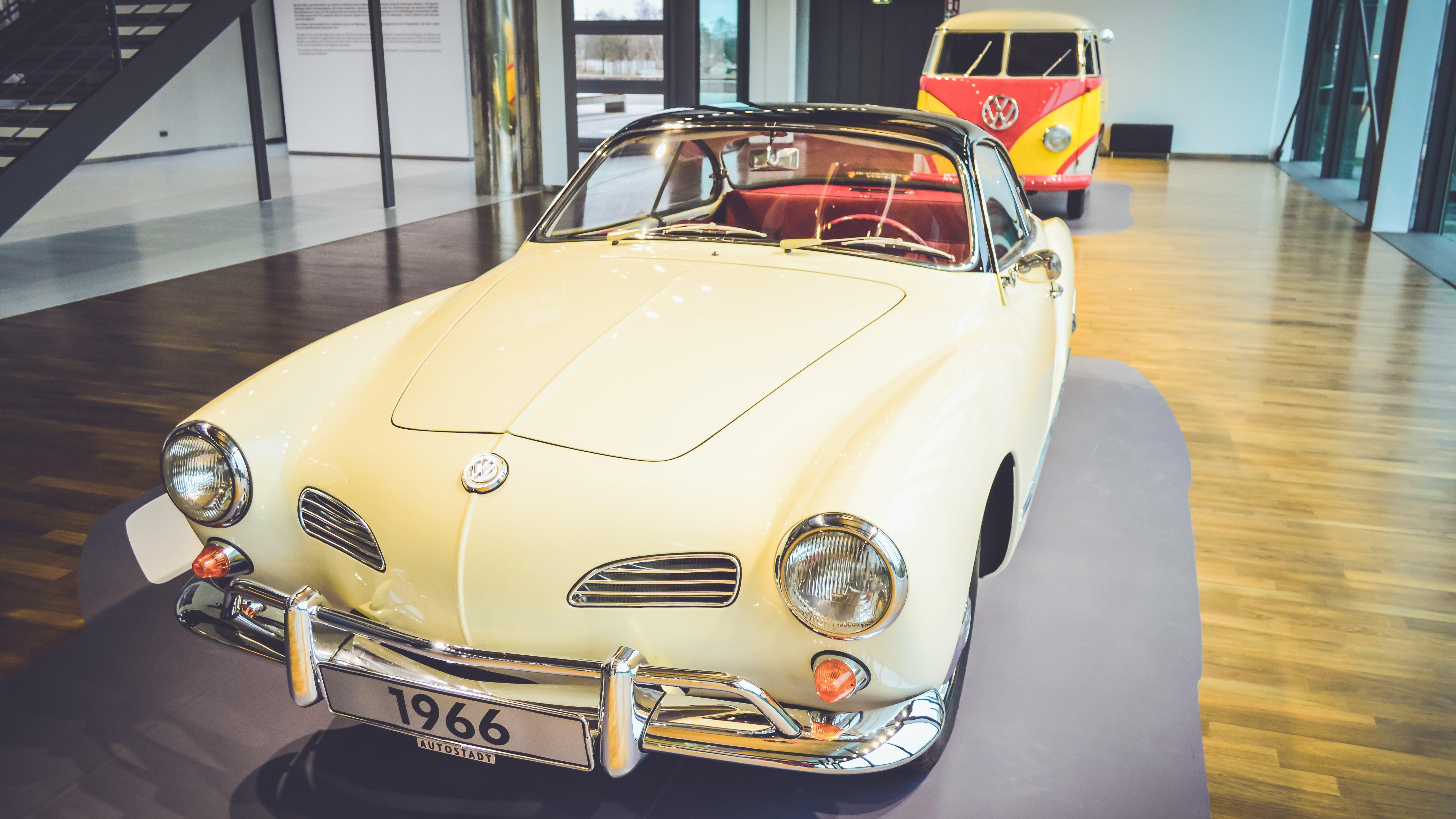 Gratis lagerfoto af bil, Cabriolet, chrome, design
