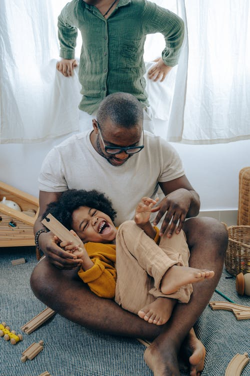 Kostenloses Stock Foto zu afroamerikaner, aufgeregt, beziehung, bindung