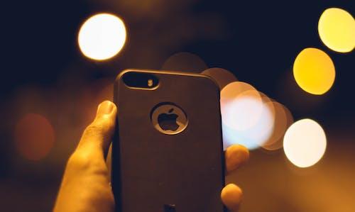 iOS, iPhone, iPhone 5S, 手 的 免費圖庫相片