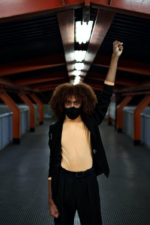 Foto d'estoc gratuïta de actitud, agressiu, atenció, auditori
