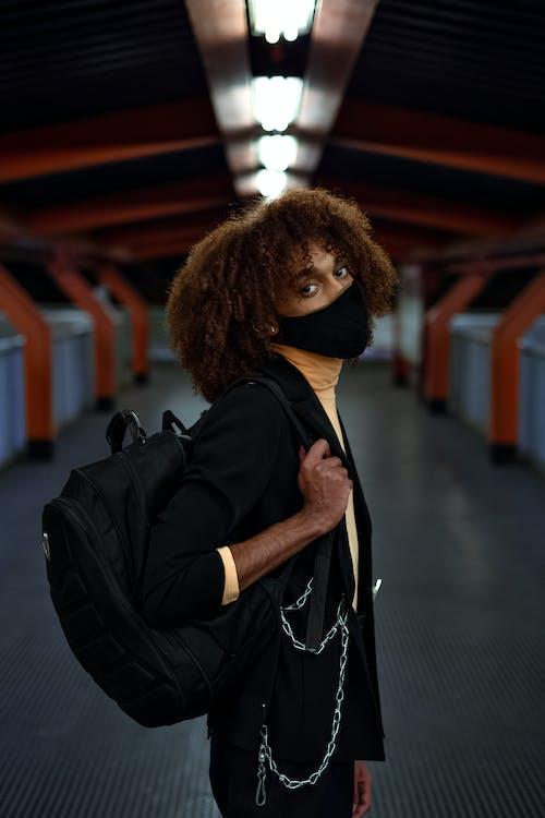 Fotos de stock gratuitas de afro, agotado, cansado, casual