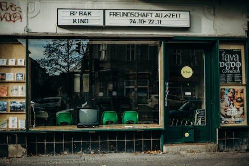 bardak, Berlin, bina içeren Ücretsiz stok fotoğraf