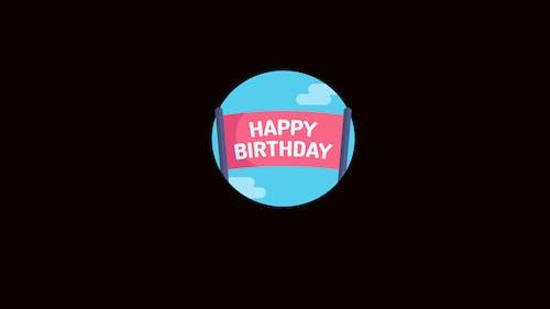 Free stock photo of happy birthday