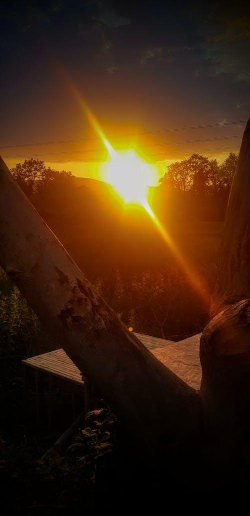 Free stock photo of Sunset Ireland