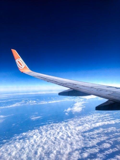 Fotobanka sbezplatnými fotkami na tému asa de avião, avia, avião a jato, cestovať