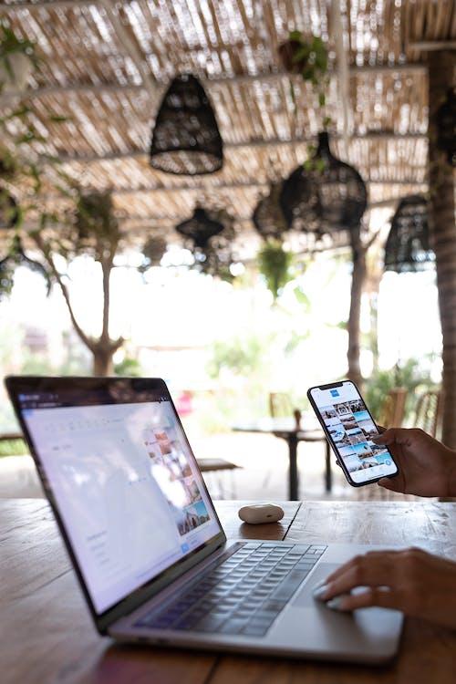 Kostenloses Stock Foto zu anwendung, app, arbeit, arbeiten