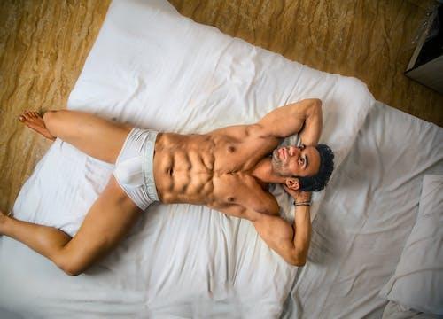 Free stock photo of ab workout, art work, body