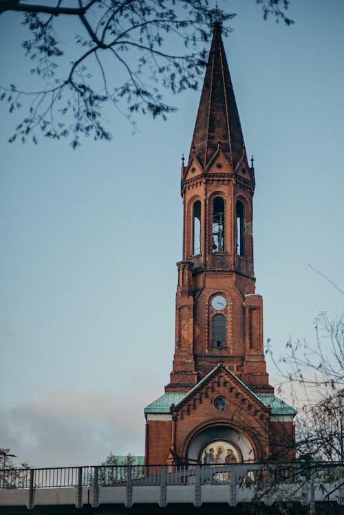 Kostenloses Stock Foto zu architektur, berlin, draussen