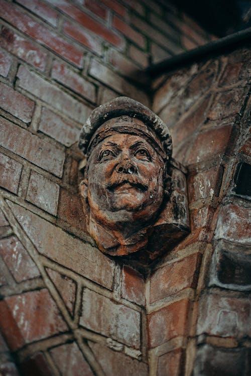 Gratis lagerfoto af ansigt, arkitektonisk bygning, arkitektoniske detaljer