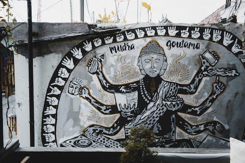 Kostnadsfri bild av abstrakt, anda, Asien, buddhism