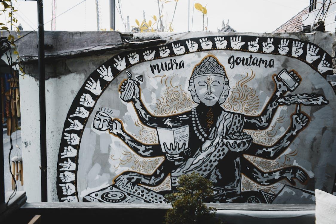 Безкоштовне стокове фото на тему «gautama buddha, абстрактний, Азія»