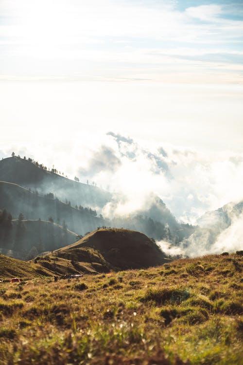 Gratis stockfoto met assortiment, berg, bewolkt